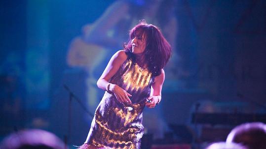 Beata Rajská jako Tina Turner