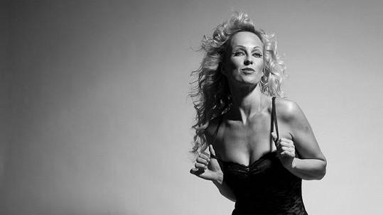 Zuza Belohorcová je pořádně sexy.