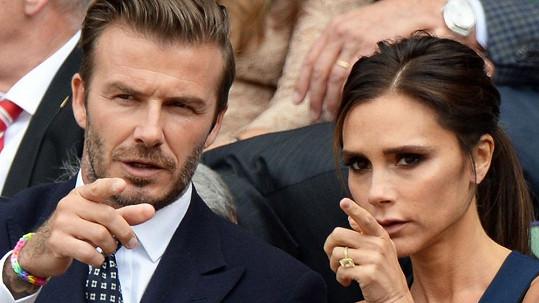 Beckhamovi si žijí v luxusu.