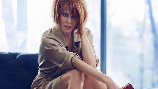 Nicole Kidman je nebezpečně svůdná.