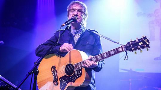 Miro Žbirka v Lucerna Music Baru pokřtil už čtrnácté album.
