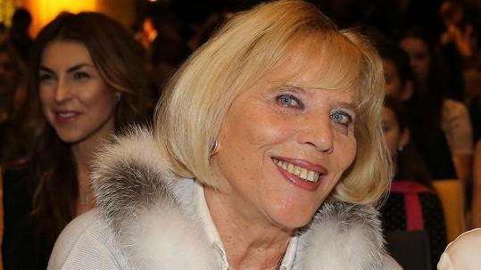 Marie Poledňáková je ve vážném stavu....