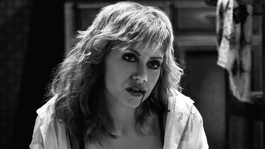 Brittany Murphy v Sin City: Město hříchu
