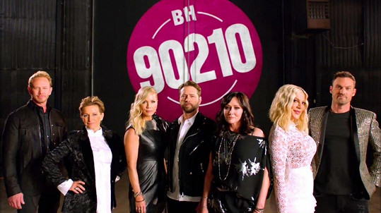 Seriál Beverly Hills 90210 je zpět!