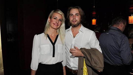 Anna Polívková a Michal Kurtiš dorazili skvěle naladěni i sladěni.