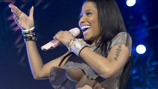 Nicki Minaj na Summer Jamu v New Jersey