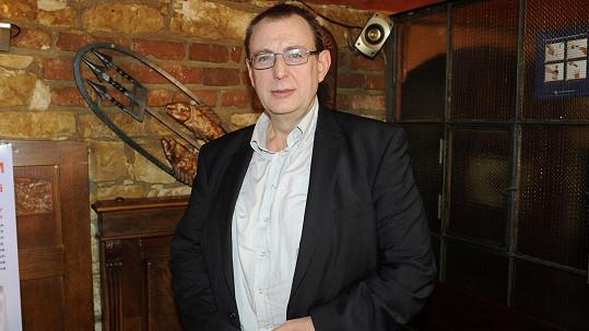 Jiří Hromada bojuje za důstojný důchod svých kolegů.