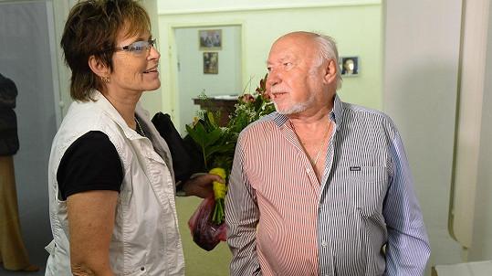 Olga Matušková a Jiří Planner chtěli vyrazit na svatební cestu do Česka.