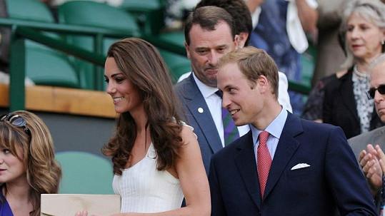William a Kate se dočkali od publika obrovských ovací.