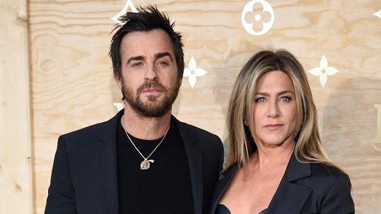 Jennifer Aniston a Justin Theroux se opět sešli.