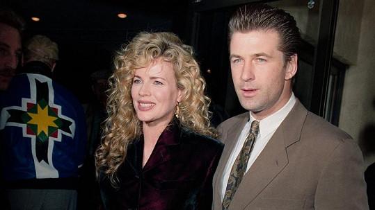 Alec Baldwin a Kim Basinger v 90. letech