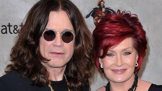 Ozzy Osbourne se s manželkou Sharon prý nerozvádí.