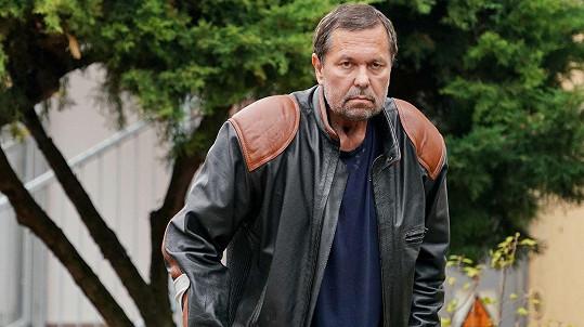 Jiří Pomeje se potýká se zákeřnou nemocí.