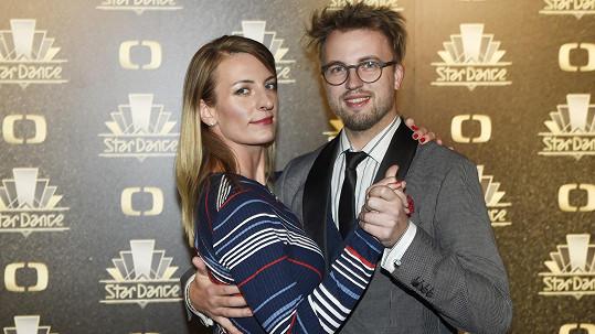 Láska mezi Aničkou Polívkovou a Michalem Kurtišem vznikla během účinkování ve StarDance.