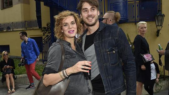 Markéta Frösslová a Patrik Děrgel se na miminko moc těší.