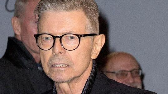 David Bowie se naposledy na veřejnosti objevil 7. prosince v New Yorku.