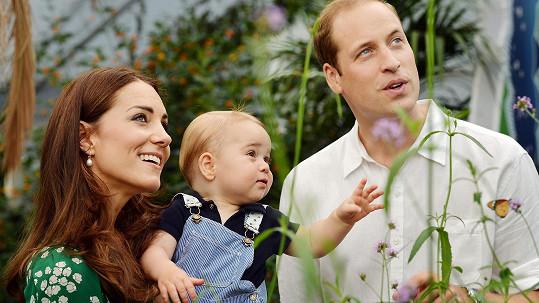 Kate a William George o Vánocích překvapí netradičním dárkem.