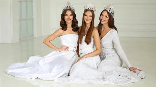 Vítězky České Miss a Miss Universe Slovenské republiky