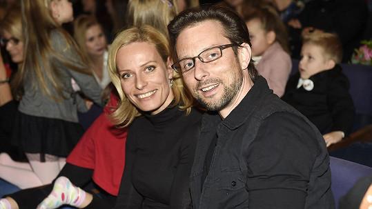 Kristina Kloubková a Václav Kuneš vyrazili do společnosti.