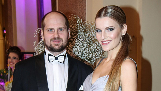 Veronika Procházková s manželem Milanem