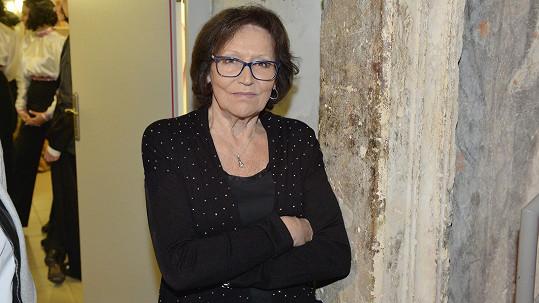 Marta Kubišová je prý ve formě.