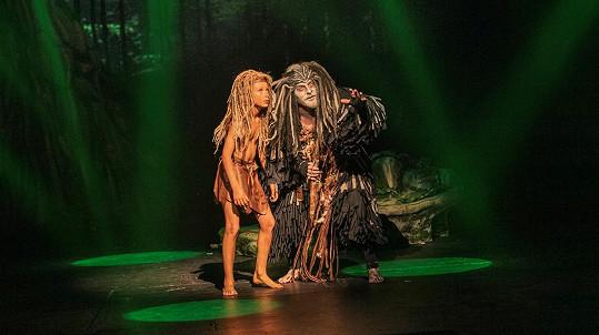 Divadlo Hybernia Tarzan