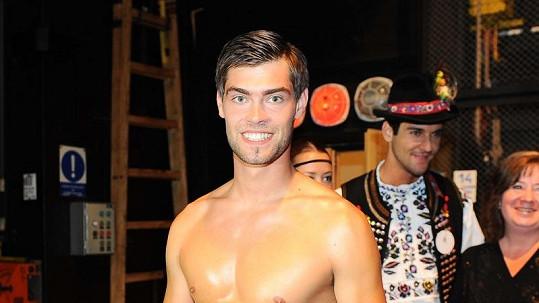 Mužem roku 2012 se stal Robert Anderle z Litovle.