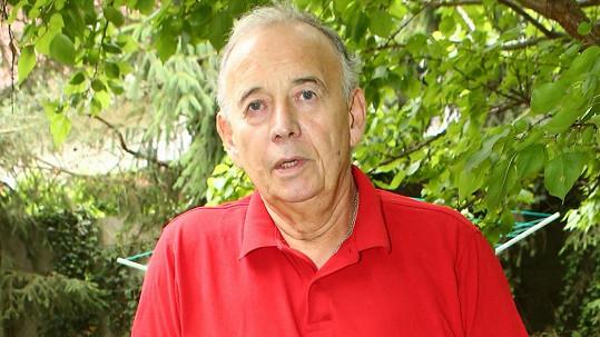 Ivan Vyskočil musel jít na operaci.