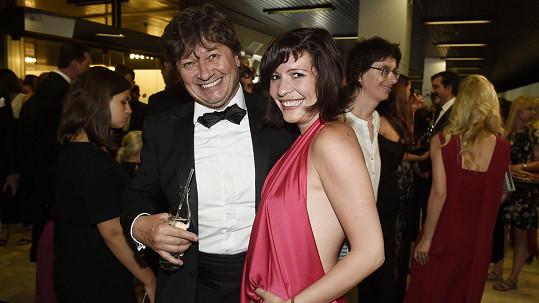 Romana Goščíková a Karel Janák budou mít miminko.
