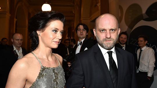 Hynek Čermák se rozešel s partnerkou Danielou, taktéž herečkou.