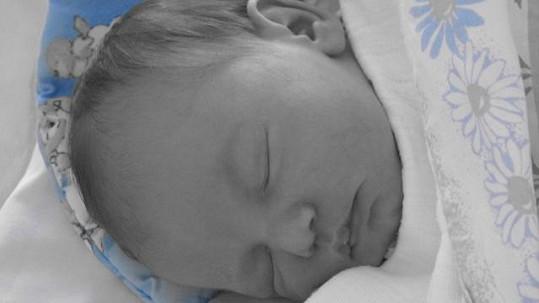 Takhle vypadá rozkošný syn Terezy Maxové Aiden.