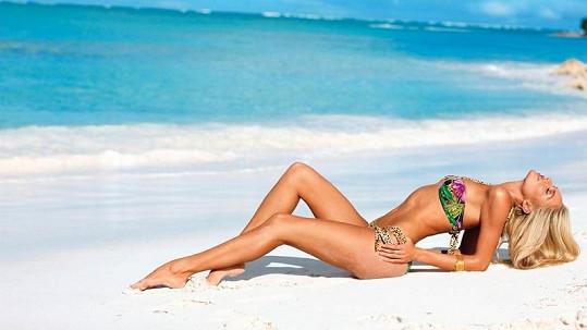Neodolatelná Swanepoel pro Victoria's Secret.