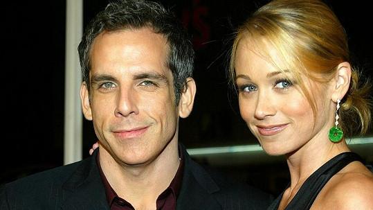 Ben Stiller a Christine Taylor se rozešli.
