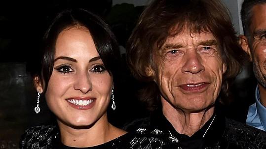 Mick Jagger a Melanie se objevili po dlouhé době ve společnosti.