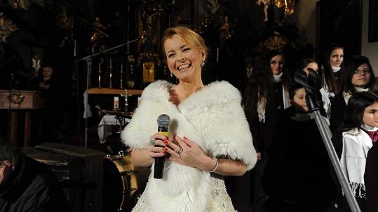 Iveta Bartošová prý rozhodně není taková hodná paní, jak se prezentuje.