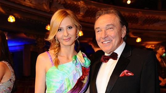 Ivana Gottová a Karel Gott se brání...