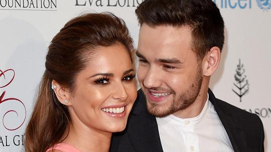 Cheryl a Liam mají syna.