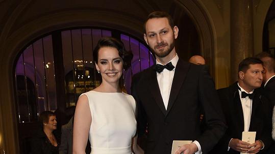 Gabriela Kratochvílová se dnes vdala za svého přítele Filipa.