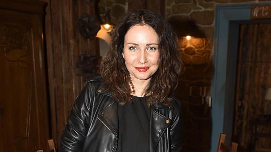 Veronika Arichteva zrušila kvůli koronaviru natáčení seriálu Slunečná.