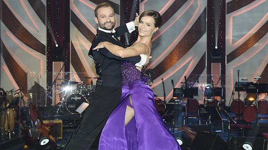 Olga Šípková a Marek Dědík budou tančit dál i mimo obrazovky...