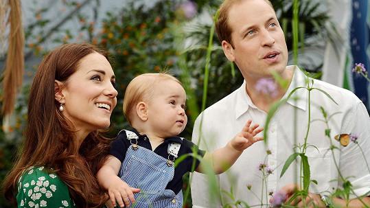 Královská rodinka se v příštím roce rozšíří.