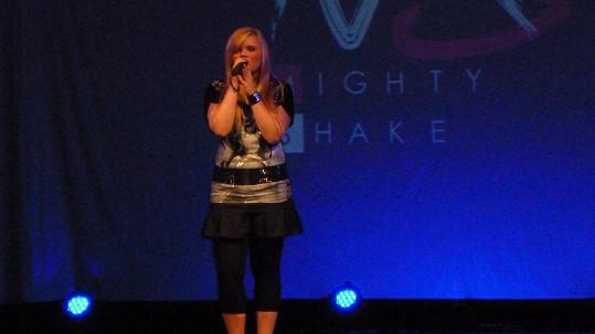 Veronika Stýblová ještě před rokem bojovala s kily navíc.