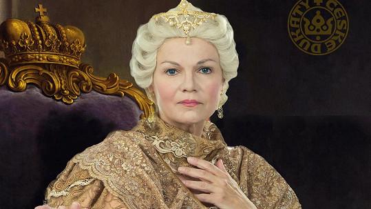 Simona Postlerová jako Marie Terezie