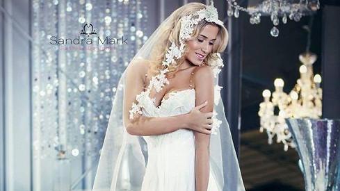 Veronika Kopřivová vypadá ve svatebních šatech nádherně.