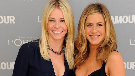 Chelsea Handler a Jennifer Aniston
