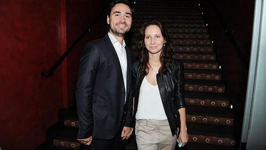 S herečkou Veronikou Arichtevou jsou od roku 2013 manželé.