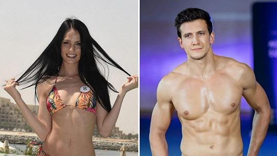 Hana Vagnerová a Jan Solfronk zabodovali na mezinárodní soutěži krásy.