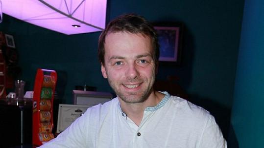 Lukáš Langmajer se stal pyšným otcem syna Mikuláše.