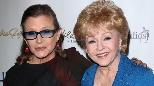 Debbie Reynolds s dcerou Carrie Fisher
