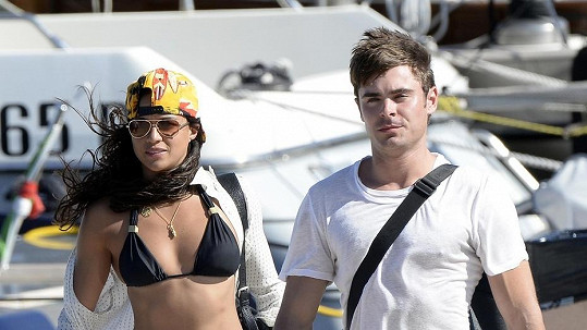 Zac Efron a Michelle Rodriguez tvoří nový hollywoodský pár. Na jak dlouho?